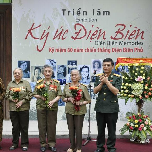 "Exhibition ""Dien Bien Memories"" opened at VWM"