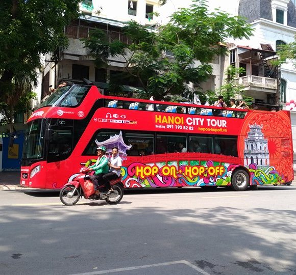 Visitors will have a chance to experience the Vietnamese Women's Museum in the Hanoi City Tours by shuttle bus