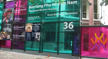 The Vietnamese Women's Museum enters the list of the top 25 most attractive museums in Asia