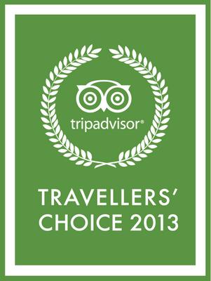 Bảo tàng Phụ nữ Việt Nam nhận giải thưởng: điểm du lịch hấp dẫn (Travellers' Choice 2013)