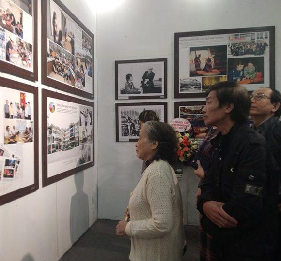 """Triển lãm ảnh """"Nơi ấy nước Nga"""" dành cho những người yêu xứ sở Bạch Dương"""