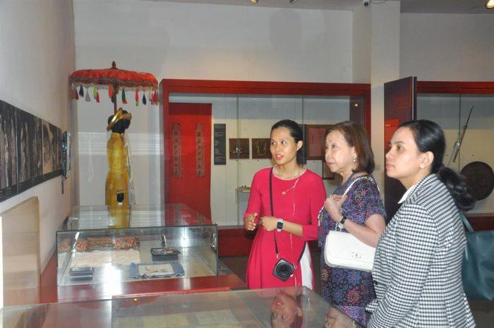 """""""Mong sẽ có một bảo tàng Phụ nữ ở Philipines"""""""