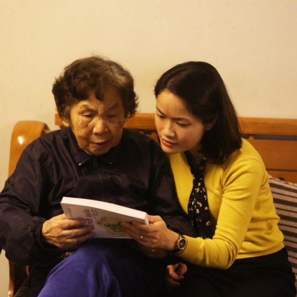 Bài thơ đầy cảm xúc của một phụ nữ Việt Nam viết về đất nước Triều Tiên 65 năm trước
