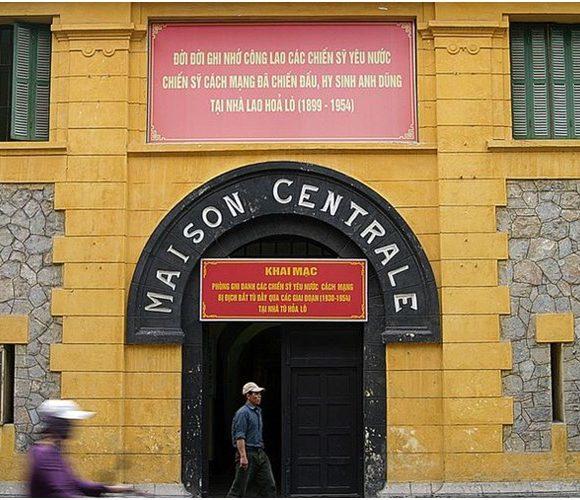Hỏa Lò Prison Relic