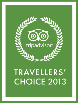 Vietnamese Women's Museum received the Traveler's Choice Attraction Award 2013