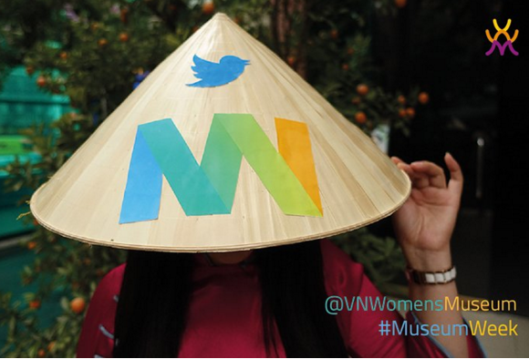 Vietnamese Women's Museum takes part in Twitter's MuseumWeek 2016