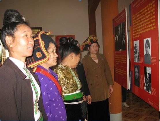Đổi mới cách tiếp cận triển lãm lưu động đến hội viên phụ nữ