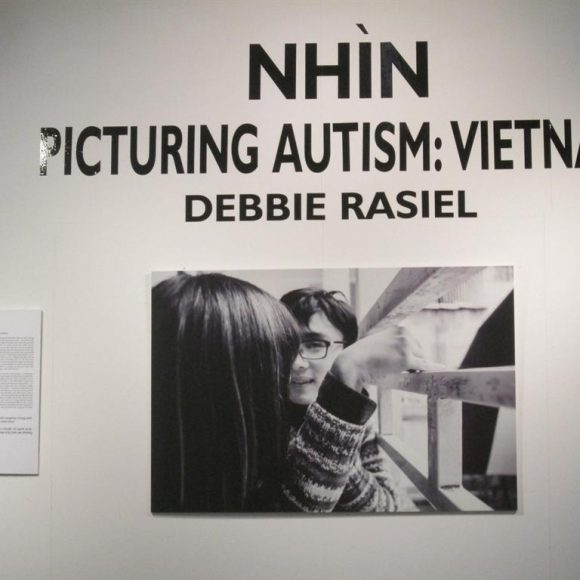 "Multi-dimensional perception from the Exhibition ""Picturing Autism Vietnam"""