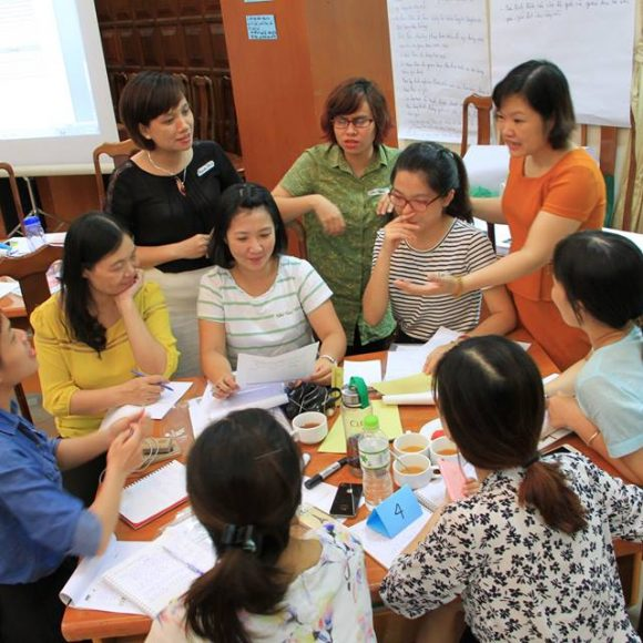 Vietnamese Women's Museum, Experimental Secondary School and UNESCO join hands to integrate gender-related concepts into educational programs