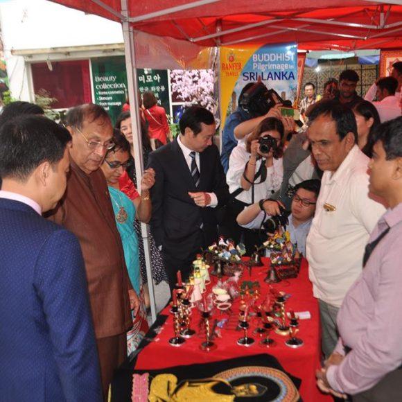 Ngày hội văn hóa Sri Lanka tại Hà Nội