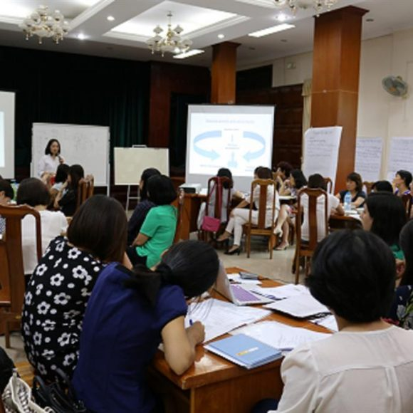 Vietnamese Women's Museum holds a training workshop on gender equality and gender mainstreaming
