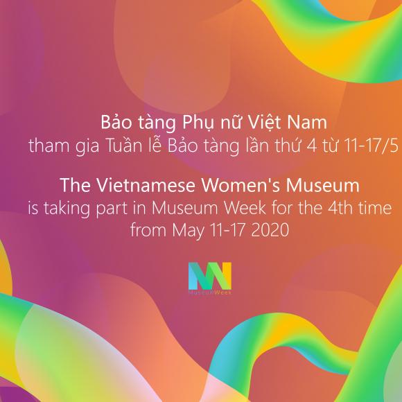 """Bảo tàng Phụ nữ tham gia """"Tuần lễ Bảo tàng 2020"""" lần thứ 4"""