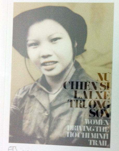 "Book ""Women driving the Hồ Chí Minh trail"""