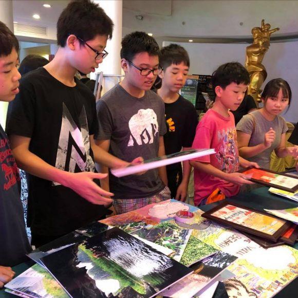 Triển lãm về Bảo vệ cuộc sống hoang dã – cách nhìn của thế hệ trẻ
