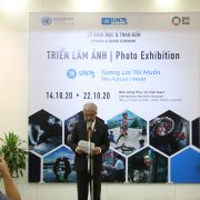 Awards Ceremony and Opening of the UN 75 Photo Exhibition – The Future I Want