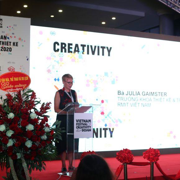 Khai mạc Liên hoan Sáng tạo & Thiết kế Việt Nam 2020  tại Bảo tàng Phụ nữ Việt Nam