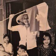 Những lá cờ tung bay trong Ngày Giải phóng