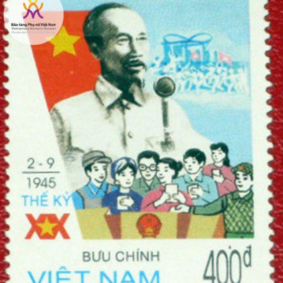 Lịch sử hào hùng trên tem bưu chính